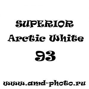 Фон бумажный SUPERIOR Arctic White 93, Colorama Arctic White 65, Lastolite Super white 9001