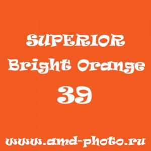 Фон бумажный SUPERIOR Bright Orange 39, LASTOLITE Marigold 9024, COLORAMA Mandarin 95