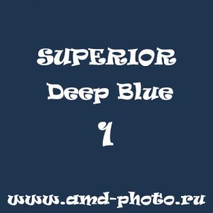 Фон бумажный SUPERIOR Deep Blue 1, LASTOLITE Navy 9005, COLORAMA Oxford Blue 79