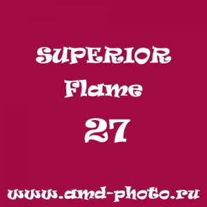 Фон бумажный SUPERIOR Flame 27, LASTOLITE Wine 9006, COLORAMA Crimson 73