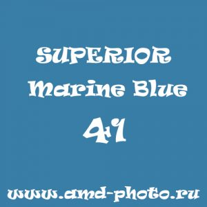 Фон бумажный SUPERIOR Marine Blue 41, LASTOLITE Ocean 9030, COLORAMA China Blue 15