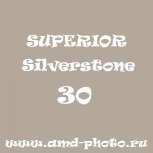 Фон бумажный SUPERIOR Silverstone 30, аналог COLORAMA Silver Birch 87