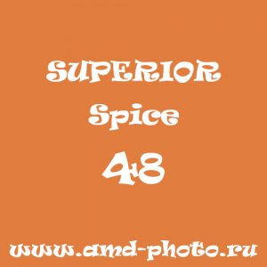 Фон бумажный SUPERIOR Spice 48, COLORAMA Ginger 07