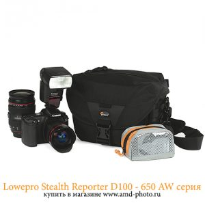 Фотосумка Lowepro Stealth Reporter AW