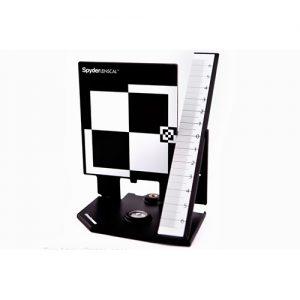 Мишень для юстировки объективов цифровых фотокамер Datacolor SpyderLensCal (SLC100)