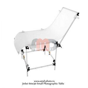Стол для предметной съемки Jinbei 60x130 Small Photographic Table