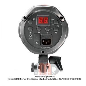 Импульсные источники света Jinbei DPIII Series Pro Digital Studio Flash 300/400/500/600/800/1000 Дж
