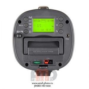 Моноблок со встроенным аккумулятором JINBEI HD-600