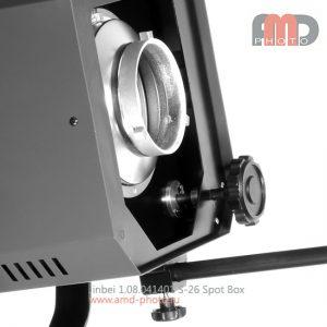 Насадка Jinbei 1.08.041401 S-26 Spot Box