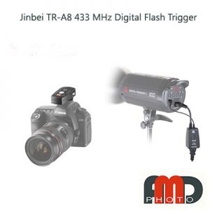 Jinbei TR-A8 433 MHz Digital Flash Trigger (new)