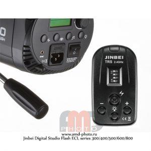 Импульсные источники света Jinbei Digital Studio Flash ECL series 300/400/500/600/800 Дж