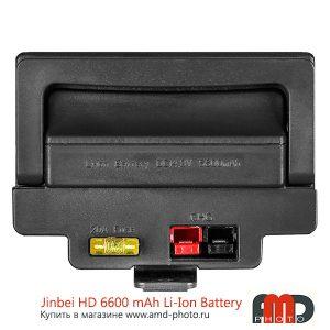 Сменная батарея Jinbei HD 6600 mAh Li-Ion Battery