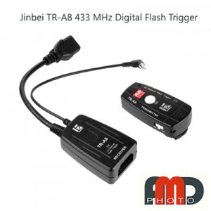 Jinbei_TR_A8_433_MHz_Digital_Flash_Trigger