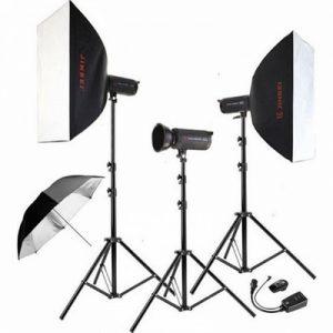 Осветительное оборудование для фотостудии